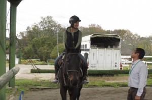 乗馬体験 025